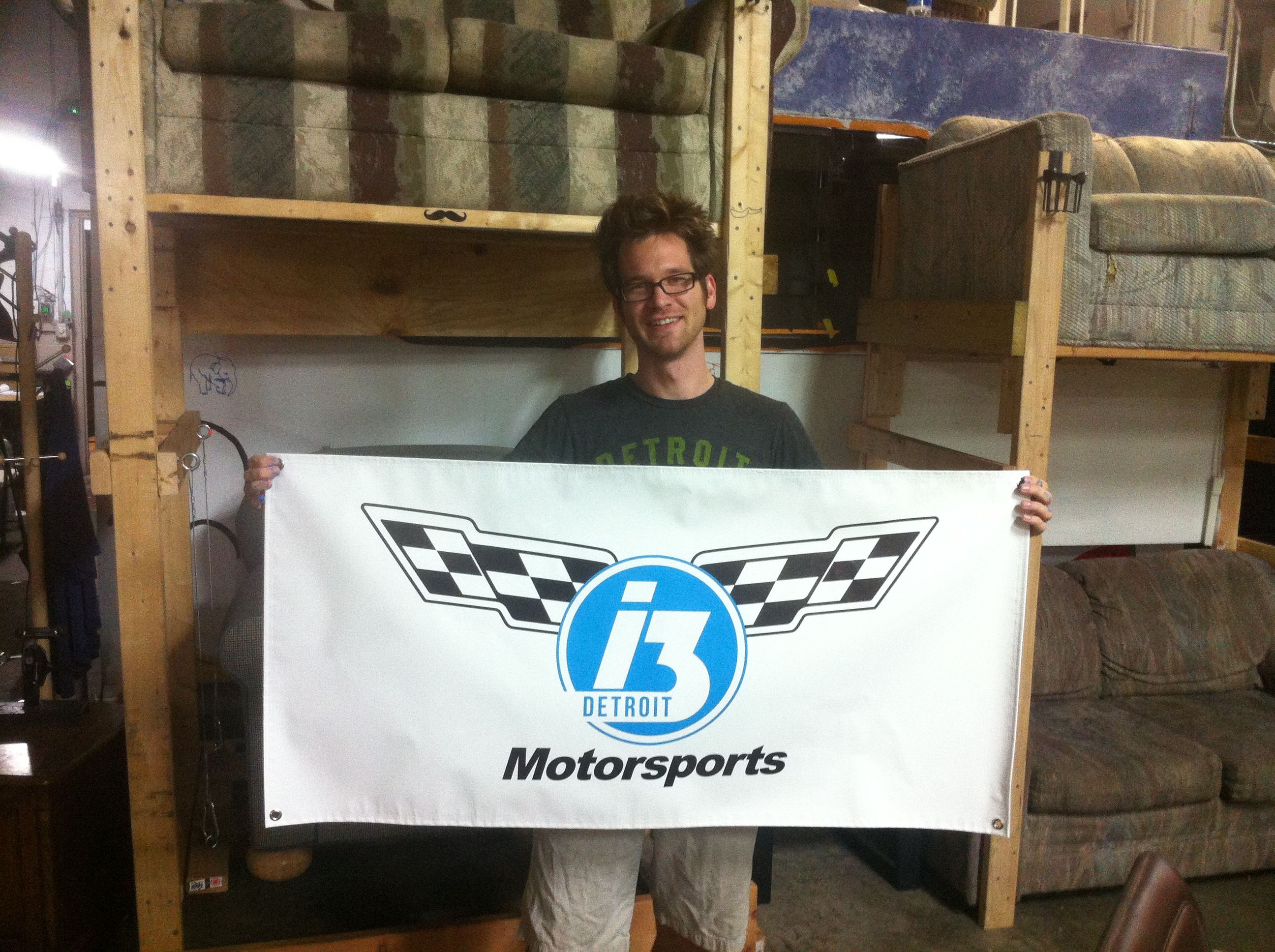 Signazon Donation for i3 Motorsports