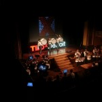 TEDx Detroit 2012 was opened by an incredible drumline performance.