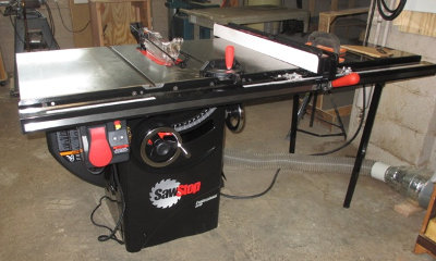SawStop Table Saw photo