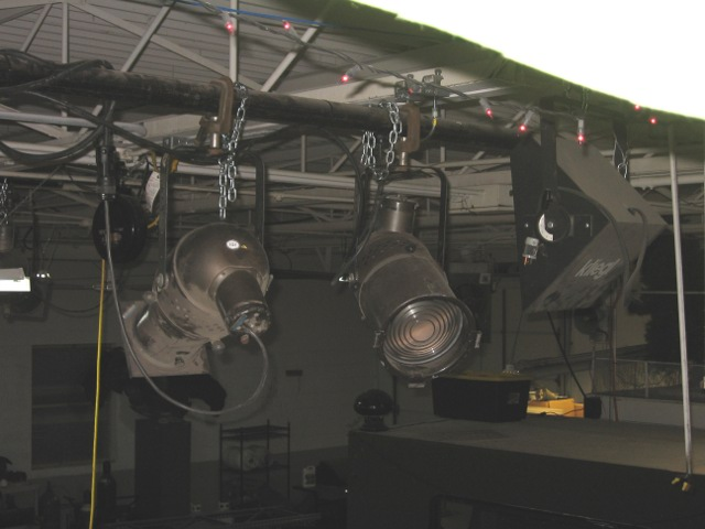 theater lights photo