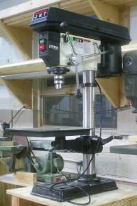 Jet drill press photo