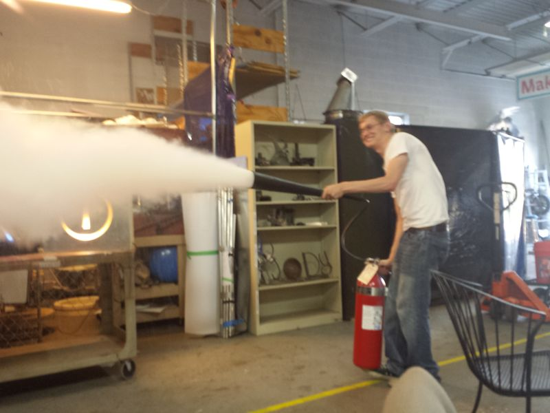 File:Fire Extinguisher Demo.jpg