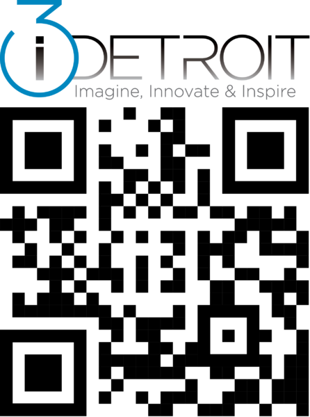 File:I3 Logo with QR Code.png