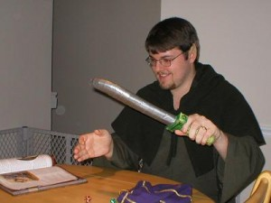 Gamer Geek