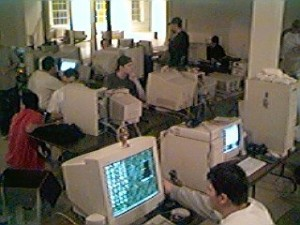 LAN Party like it's 1999