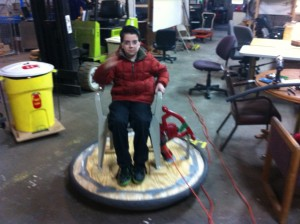 John S and Son built this Hovercraft.